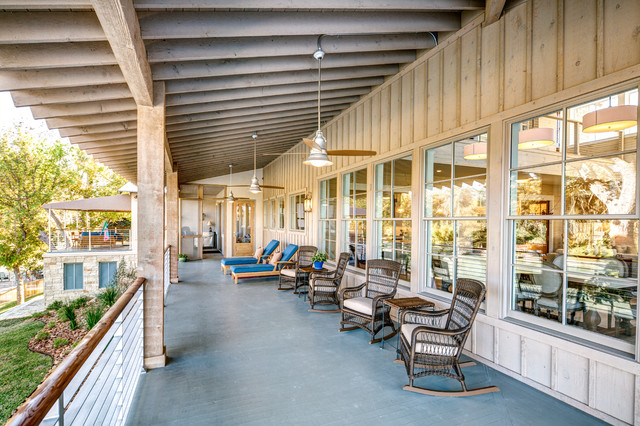 Craftmade Fans Porch Farmhouse with Board and Batten Calm