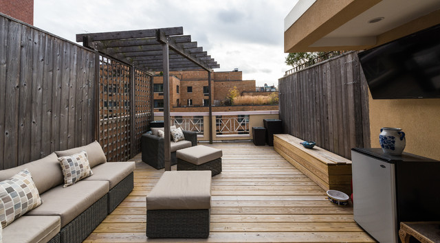 Crosley Furniture Deck Contemporary with Outdoor Living Patio Furniture