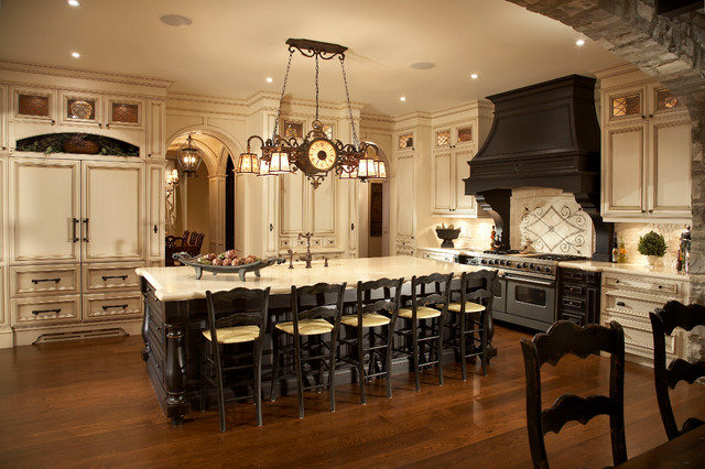 Dale Tiffany Lamps Kitchen Traditional with Arched Doorway Archway Beige