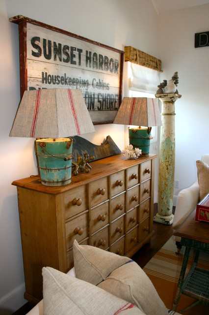 danby chest freezer Family Room Beach with area rug dresser rustic