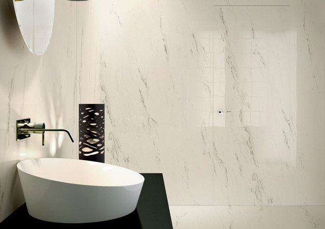 Dransfield and Ross Bathroom Modern with 6mm 6mm Thickness 6mm