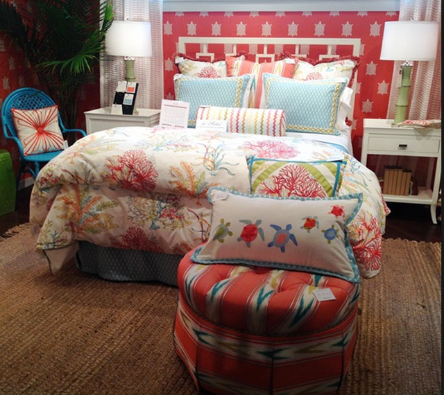 Eastern Accents Bedding Bedroom with Categorybedroomlocationlos Angeles