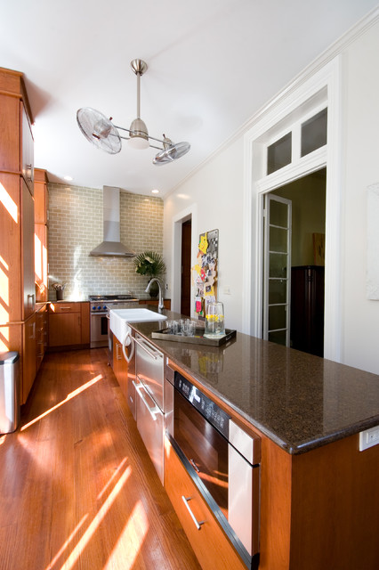 Fanimation Fans Kitchen Traditional with Apron Sink Ceiling Fan