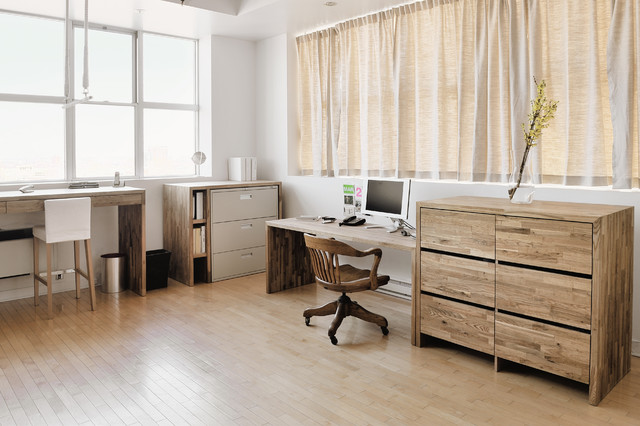 Fireproof File Cabinet Home Office Contemporary with Bookshelves Computer Contemporary Cream
