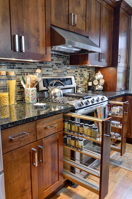 Firewood Storage Rack Kitchen Traditional with Black Countertop Black Counter