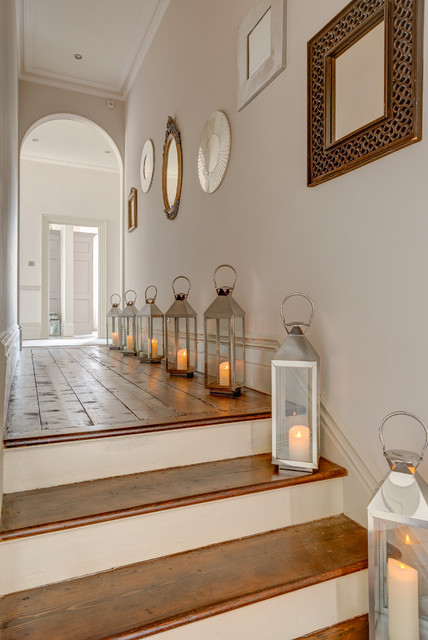 Flameless Candles with Timer Hall Shabby Chic with Hallway Hallways Hurricane Lanterns