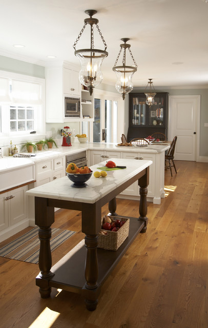 Freestanding Dishwasher Kitchen Traditional with Bay Area Architects Dark