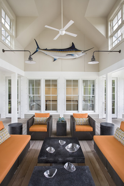 Furniture Stores in Charleston Sc Porch Contemporary with Clerestory Deck Enclosed Porch