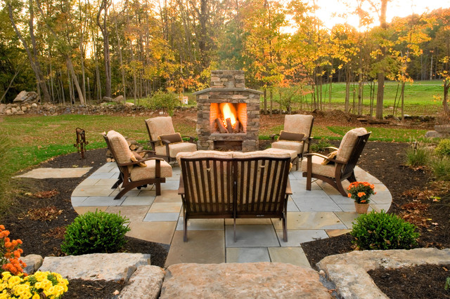 Furniture Stores in Chattanooga Tn Patio Traditional with Chimney Decorative Pillow Exterior