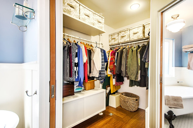 Furniture Stores in Des Moines Closet Traditional with Ceiling Lighting Corner Closet