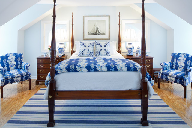 Furniture Stores Lexington Ky Bedroom Traditional with Blue and White Dark
