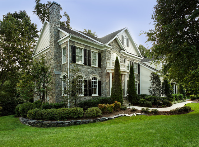 Fypon Exterior Traditional with Arch Windows Entrance Entry