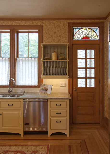 Gold Plated Flatware Kitchen Victorian with Cabinets Cafe Curtain Cafe