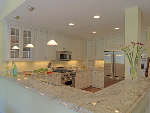 Granite Countertop Prices Kitchen Traditional with Ceiling Lighting Corner Cabinets