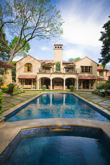 Gunite Pool Pool Traditional with Arch Entryway Archway Awning