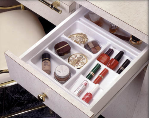 Hanging Makeup Organizer Spaceswith Categoryspaces
