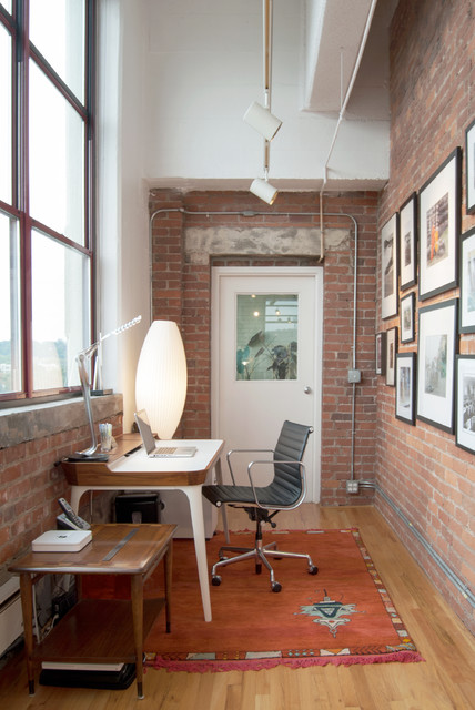 herman miller mirra 2 Home Office Industrial with Airia Desk Eames gallery