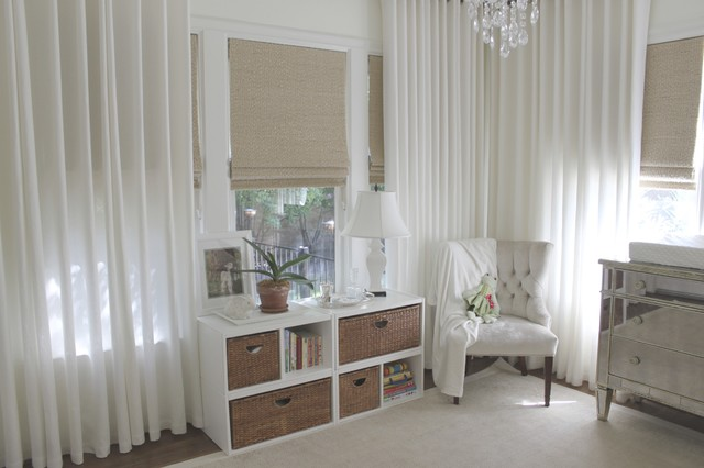 Home Depot Vertical Blinds Nursery Traditional with Area Rug Bookcase Bookshelves