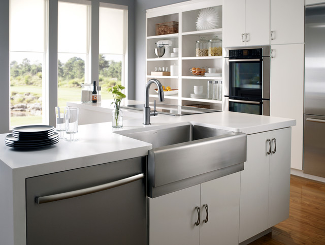 Houzer Sinks Kitchen Farmhouse with Apron Front Sink Classic