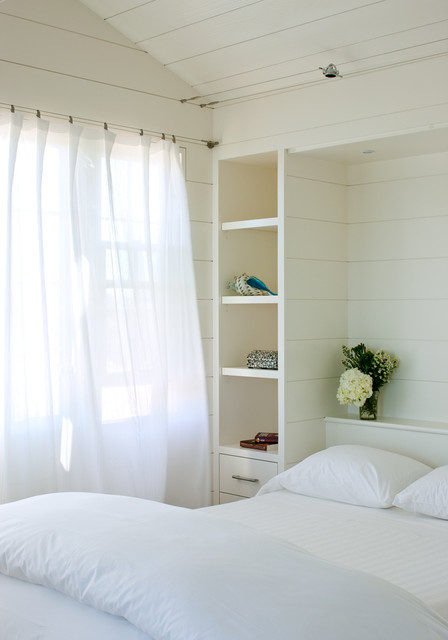 Ikea Blackout Curtains Bedroom Beach with Bead Board Built In1