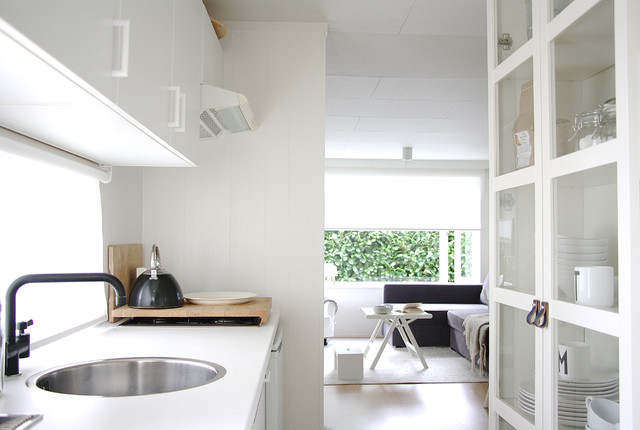 Ikea Dining Credenza : Ikea credenza kitchen scandinavian with dining hutch my houzz