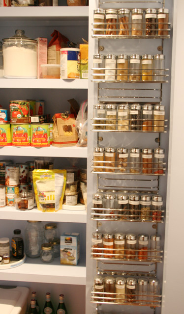 Ikea Spice Rack Bookshelf Kitchen Contemporary with Pantry