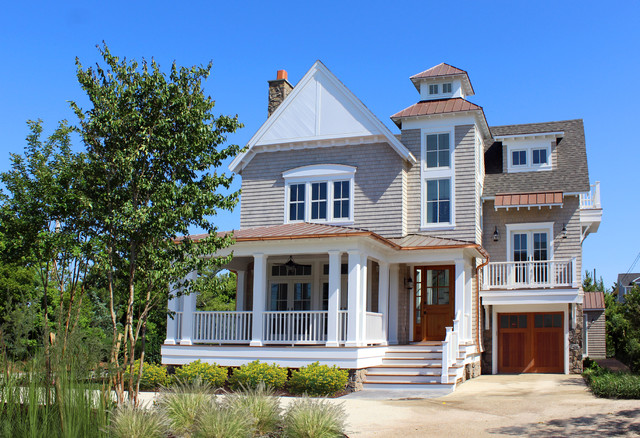 Iko Roofing Exterior Traditional with Beach House Cape Cod