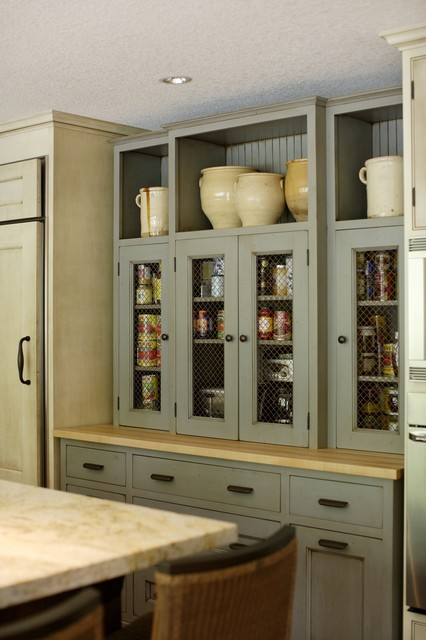 Industrial Juicer Kitchen Traditional with Barstool Butcher Block Farm