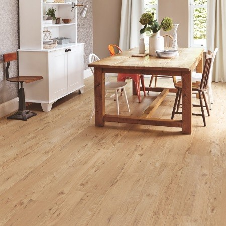 Karndean Loose Lay Spaces Rustic with Country Home Rustic Wood