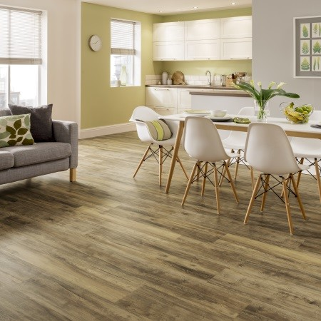 Karndean Loose Lay Spaces Rustic with Country Home Rustic Wood1