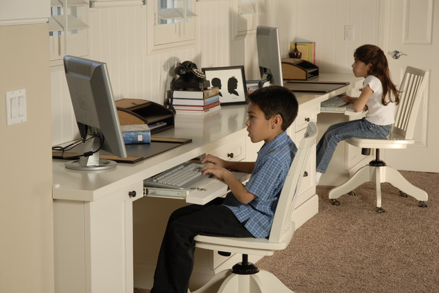 Keyboard Tray for Desk Kids Traditional with Categorykidsstyletraditionallocationlos Angeles