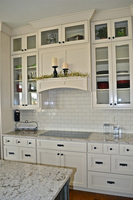Kitchenaid Cooktop Kitchen Traditional with Appliances Cabinets Cottage Kitchen