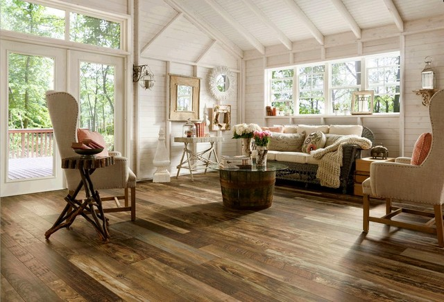 Laminate Flooring Costco Living Room Rustic with Accessories Armchairs Balcony Deck