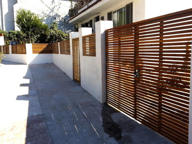 Lg Tromm Dryer Exterior with Brentwood Contemporary Culver City