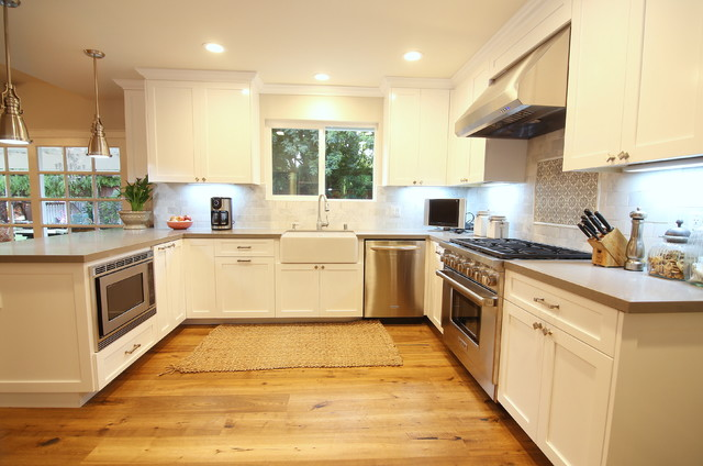 Liberty Cabinet Hardware Kitchen Traditional with Bar Dinning Room Hardwood