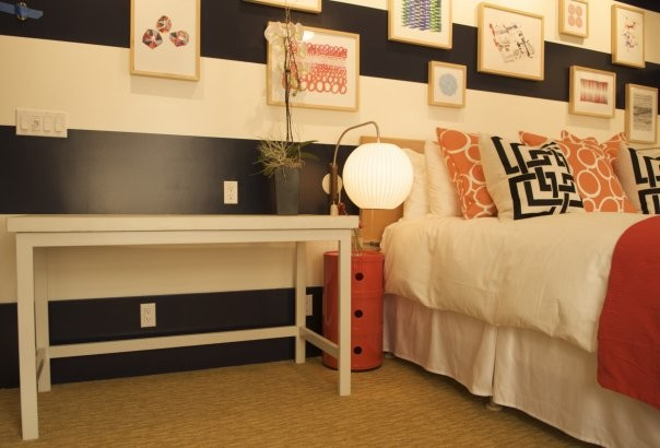 Loveseat Sofa Bed Bedroom Eclectic with Categorybedroomstyleeclecticlocationorange County