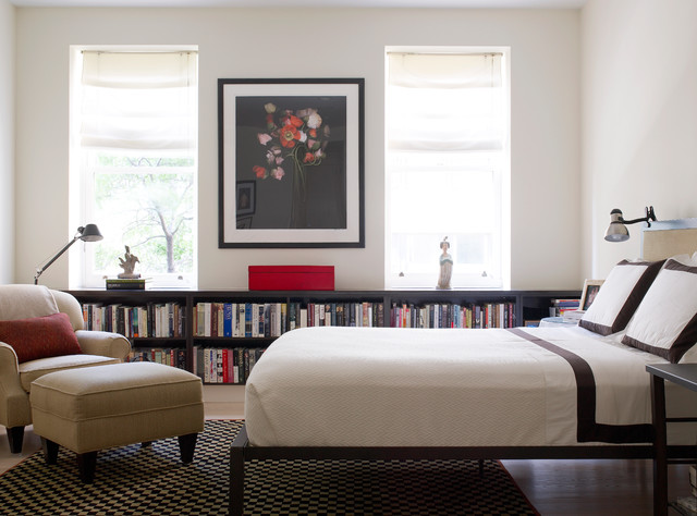 Lowes Bookshelves Bedroom Contemporary with Architecture Bedroom Black And