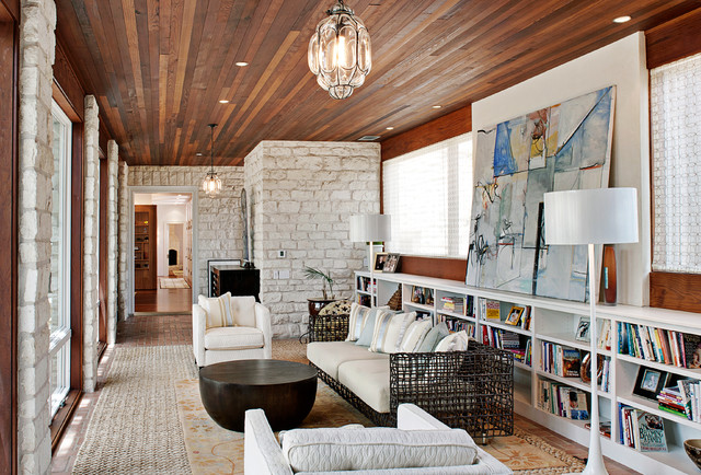 Lowes Bookshelves Living Room Contemporary with Abstract Art Built in Bookshelves