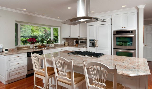 Lowes Range Hood Kitchen Traditional with Bay Window Beautiful Kitchens