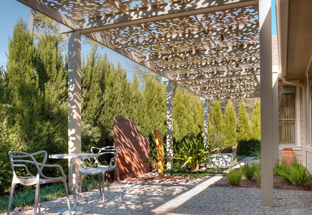 Lowes Shades Patio Contemporary with Aluminum Shade Arbor Covered