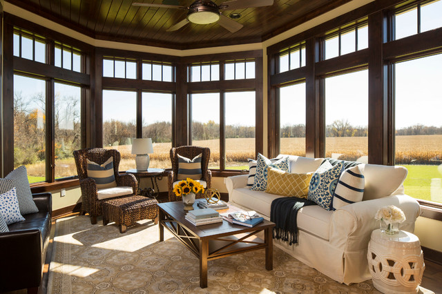 Lumbar Pillows Sunroom Traditional with Alder Beige Area Rug
