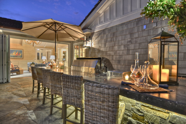 Lynx Bbq Patio Traditional with Categorypatiostyletraditionallocationorange County