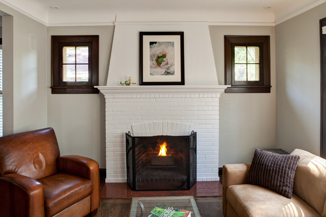Majestic Fireplaces Living Room Traditional with Day Room Fireplace Screen