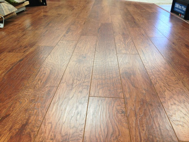 Mannington Laminate Living Room Traditional with Durable Flooring Hickory Hickory