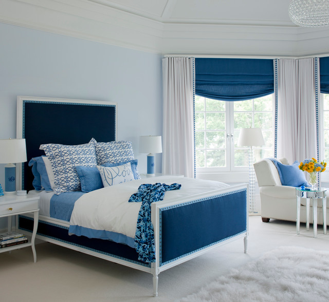 matouk bedding Kids Traditional with arm chair blue casement