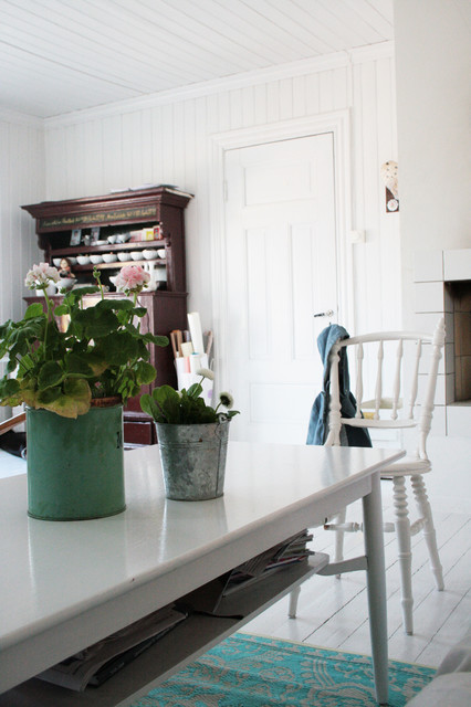 Metal Pails Living Room Scandinavian with Dining Buffet Dining Hutch