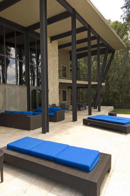 Mobley Homes Patio Modern with Categorypatiostylemodernlocationtampa