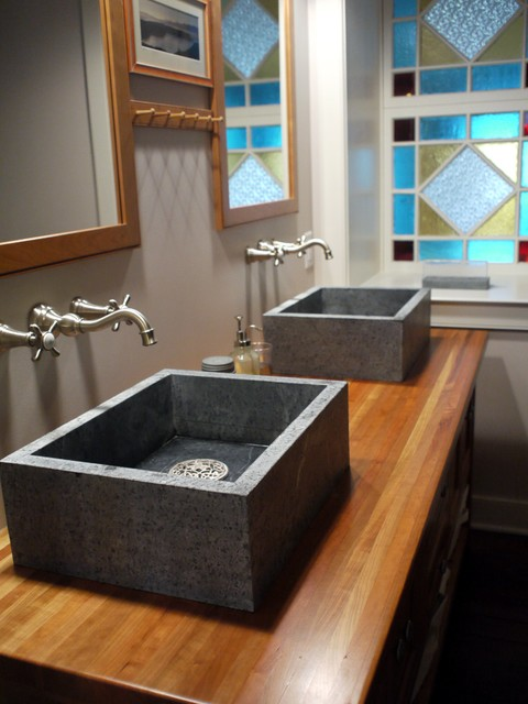 Moen Sinks Bathroom Farmhouse with Above Counter Sink Above