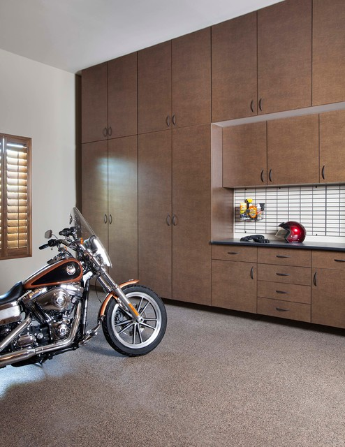 Newage Garage Cabinets Garage and Shed Contemporary with Bow Pulls Bronze Cabinet