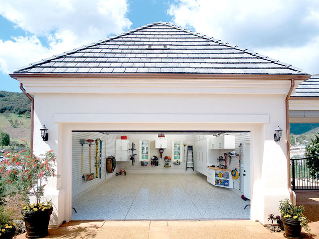 Newage Garage Cabinets Garage and Shed Traditional with Accessories Active Family Beige
